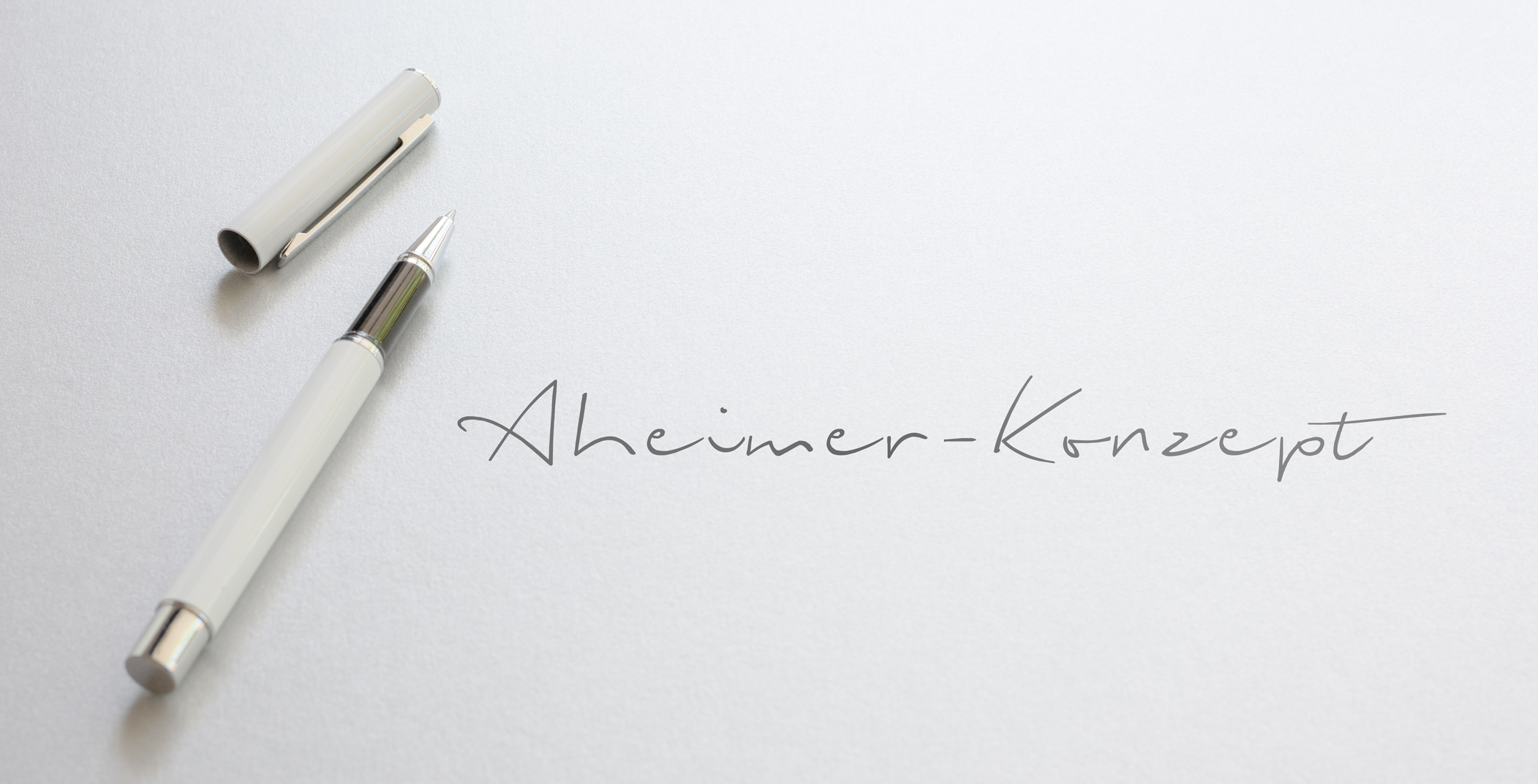 Praxismarketing by Onelio Werbeagentur: Corporate Design für Aheimer-Konzept